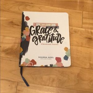 Grace and gratitude journal
